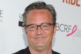 Matthew Perry sells friends theme shirts for World Health Organization's COVID-19 fund