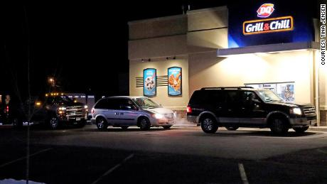 At a Dairy Queen drive-through in Minnesota, more than 900 cars paid for each other's food