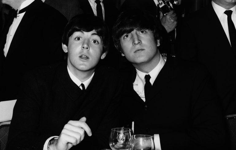 Paul McCartney says he is still battling the death of John Lennon