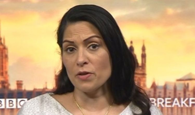 Preity Patel exploits 'severe situation' UK lorries face 'thousands' stranded |  Politics |  News