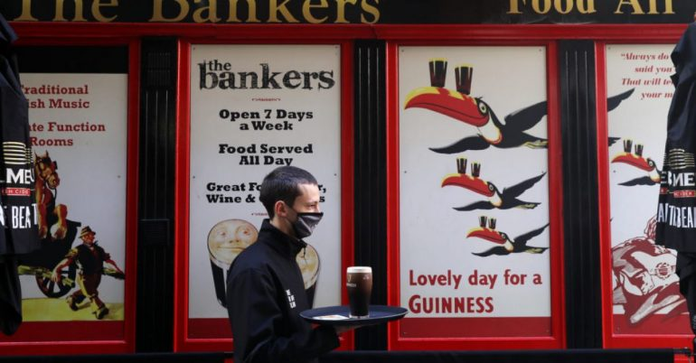 Restaurants and gastropubs to reopen from tomorrow