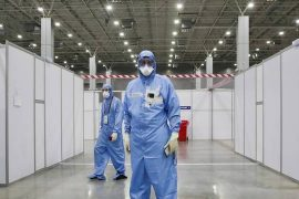 Russia surpasses record for infections and deaths