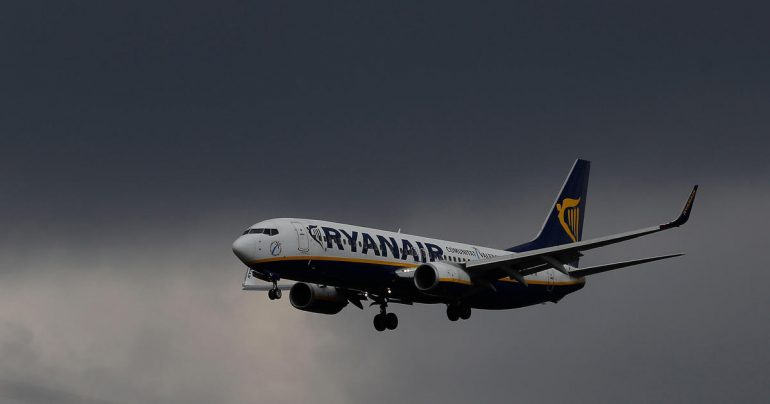 Ryanair closed its base in Vienna