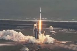Space Spice Classified US Spy Satellite Launches, Rocket Landing for Record Year