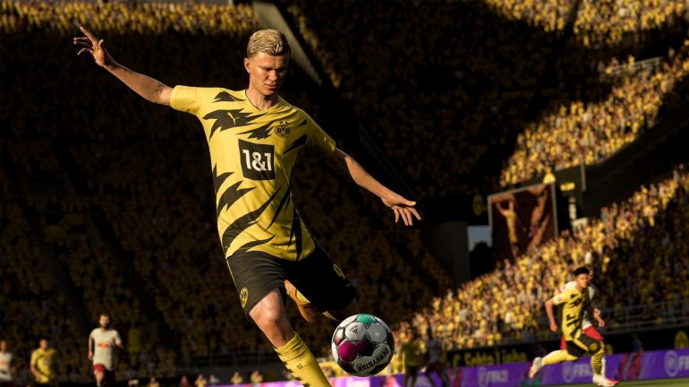 Surprise!  EA FIFA 21 PS5, Xbox Series X, SS Free Generic Update Launched Earlier • Eurogamer.net