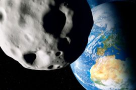 The Nigu object near Earth was the wreckage of a 54-year-old rocket, not an asteroid.