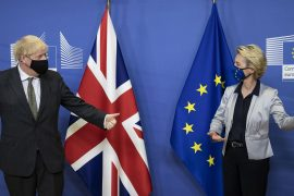 The UK and the European Union brace Cliff when trade talks are interrupted