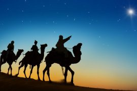 The beautiful event in the sky will create a Christmas star