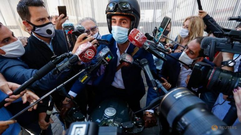 The late Argentine soccer player Maradona's doctor is looking for prosecutors