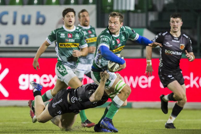 Treviso, still knockout.  Defeat in Galway - OA Sport
