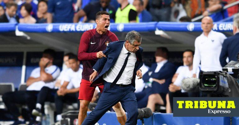 Tribune Expresso |  Portuguese Football of 2021: Euro 2021, Ronaldo's record, Under-21s, FC Porto champions, four league candidates