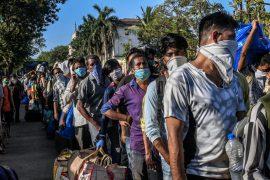 Virus Trains: How Lockdown Troubles Kovid-19 Spread Across India