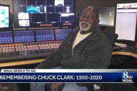 WGAL audio engineer Chuck Clark dies of corona virus