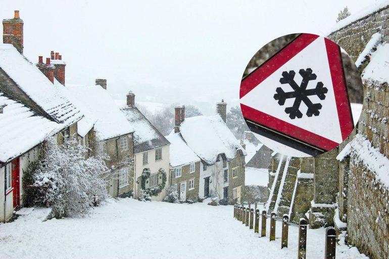 White Christmas?  Met Official Met Office Predictions