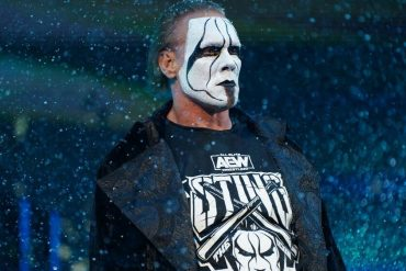 Wrestling Icon Sting Joins AEW Full Time Deal |  Celebrities