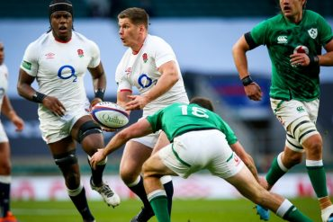 Autumn Nations Cup: England beat Ireland to reach final - International Rugby - RugbyMeet