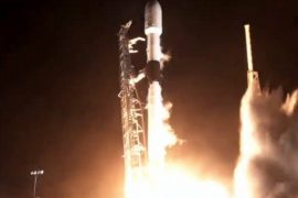 Torksat 5A satellite launched into space