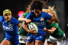 Ireland beat Ireland 21-7 - Italian women's rugby championship - Rugbymeat