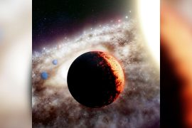 Visit Super Earth Discovered Orbiting the Milky Way |  Video