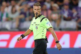 Referees for the Coppa Italia 2020/21: 16 round