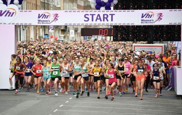 Women's Mini Marathon Dublin
