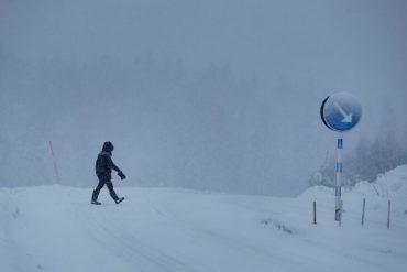 National Ice Day - Temperatures below zero throughout Sweden