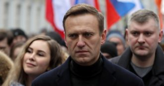 Navalny was arrested shortly after arriving in Moscow 5 months after consuming the poison: