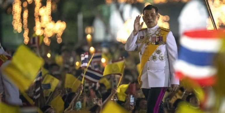 A Thai court has sentenced a woman to 43 years in prison for criticizing the king