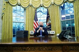 Joe Biden changes the decoration of the White House Oval |  The world