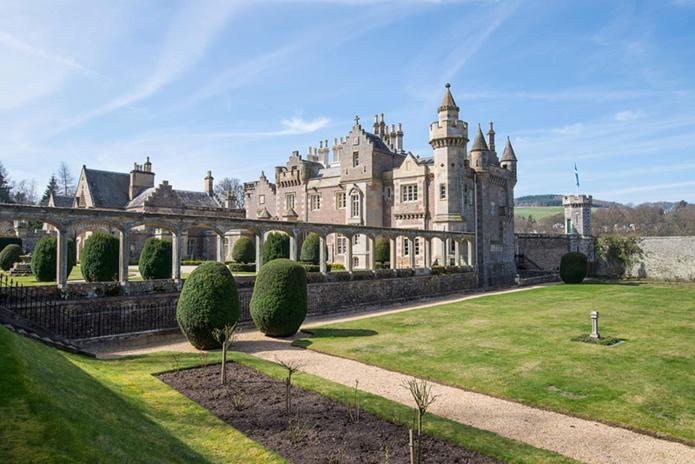 Abbotsford Highlands - DR Visits Scotland - Kenny Lam