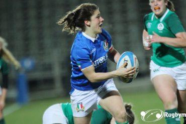 El Italdon joins Manuela Farlan and Veronica Madia to beat Ireland in Italian Women's Rugby Championship - RugbyMeet