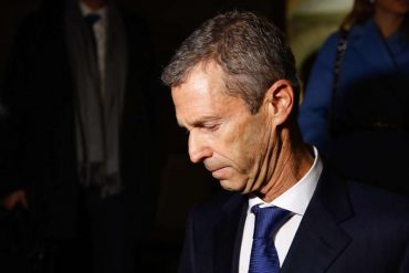 Franco-Israeli businessman Benny Steinmets sentenced to five years in prison in Switzerland