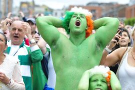 Ireland's economy grew by 26% in 2015