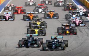 Formula 1 Season 2020