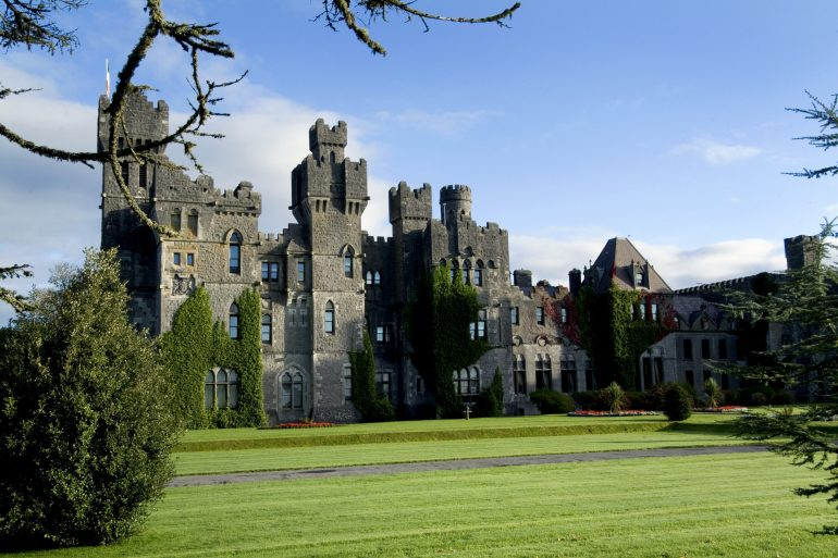L'Ashforde Castle / Ashford Castle