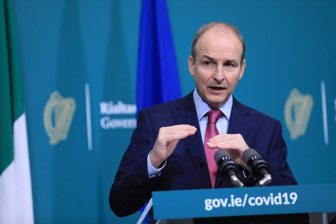 After the holidays, Ireland has one of the worst Kovid rates in the world