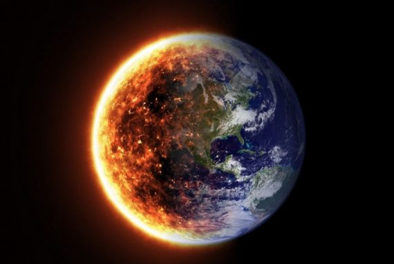 Amazing!  Russian cosmonaut records Orange halo around Earth: video