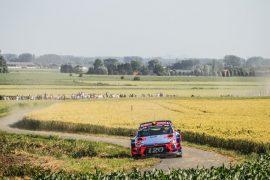 Belgium joins the 2021 WRC calendar