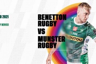 Benetton returns to Monigo with Munster in search of his first happiness