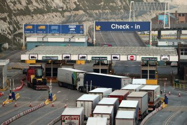 Brexit News - Live: Latest Updates Arrive in Irish Ports as 'Incredible Troubles'