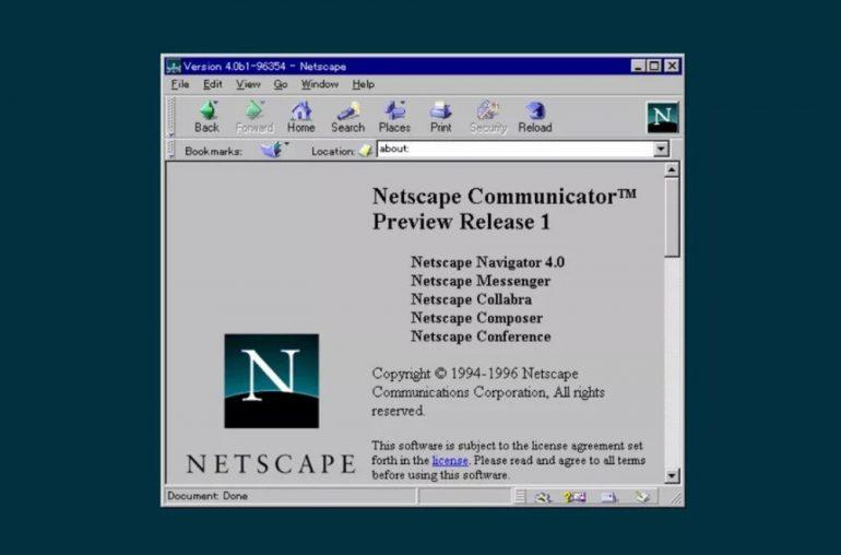 Brexit deal goes back 23 years, puts Netscape communicator ahead - EU