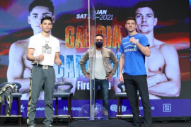 Le combat du week-end - Ryan Garcia vs Luke Campbell