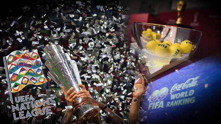 Das Abschneiden in der Nations League hat Einfluss auf die Ausgangssituation bei der WM-Qualifikation.