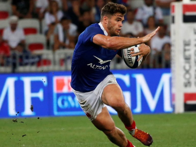 Damien Benaud returns to the France team
