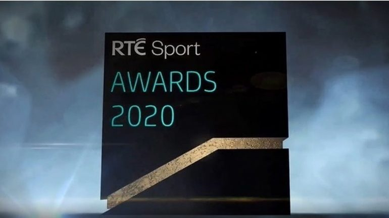 Disclosure of competitors for the RTÉ Sport Award