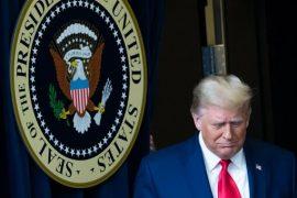 Donald Trump, 12 Republican senators demand change of US vote