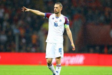 Der Ex-Hoffenheimer Gylfi Sigurdsson führte die Nationalmannschaft Islands zum 2:1-Sieg über Rumänien.