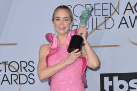Emily Blunt is excited about her new film