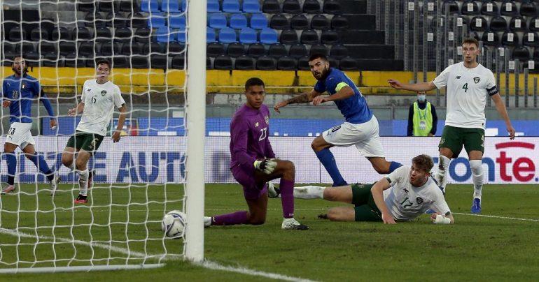 European Under-21 qualifiers: Italy beat Ireland 2-0