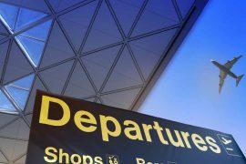 Flights.  Portugal blacklists Spain, Ireland and the Czech Republic